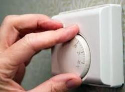 regulación de la calefacción por wifi