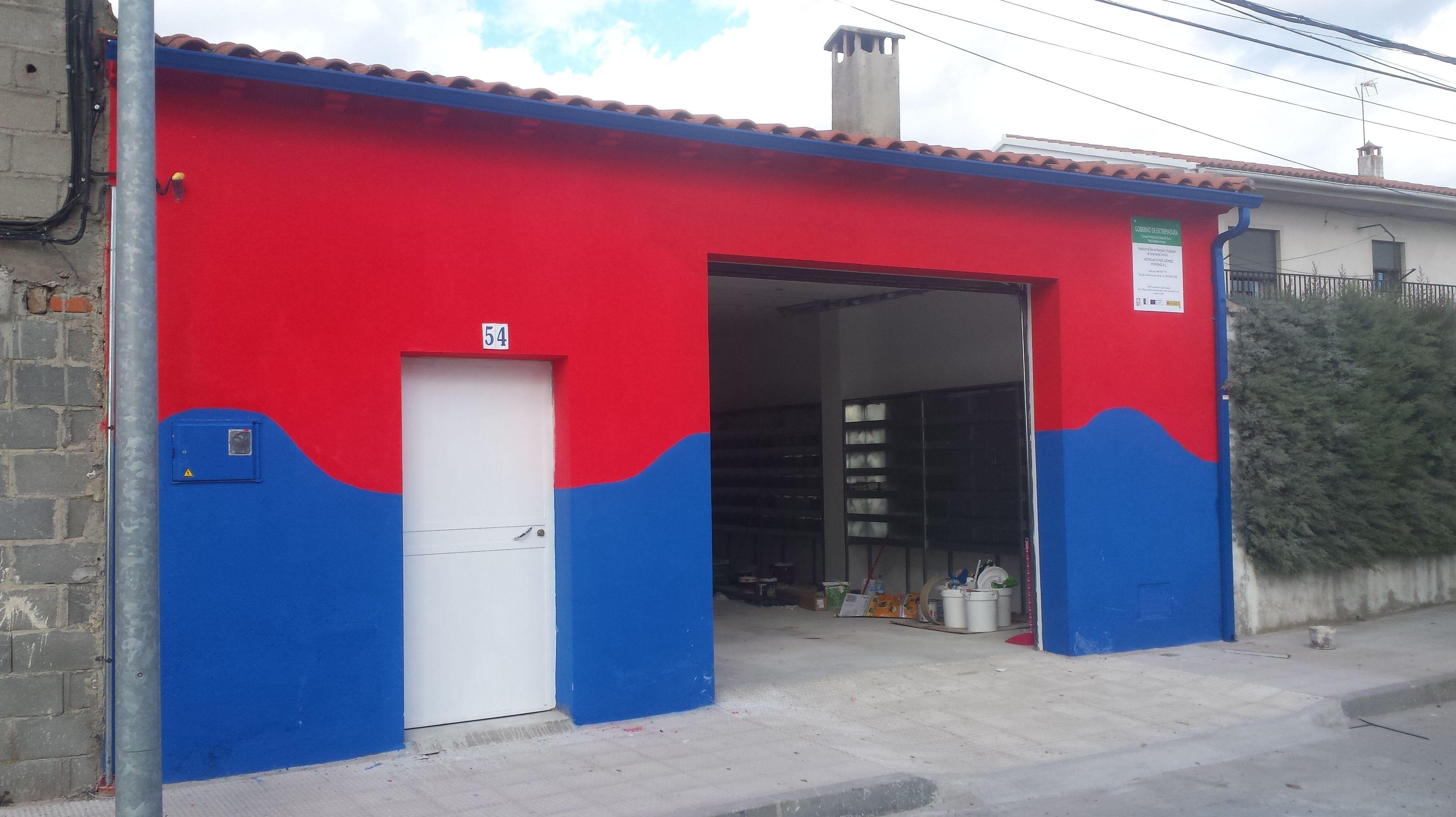 Foto 43 de Instalación y mantenimiento de canalones en Jaraíz de la Vera | Melpa Canalones