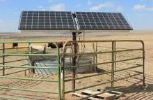 bombeo solar fotovoltaico   0€ consumo