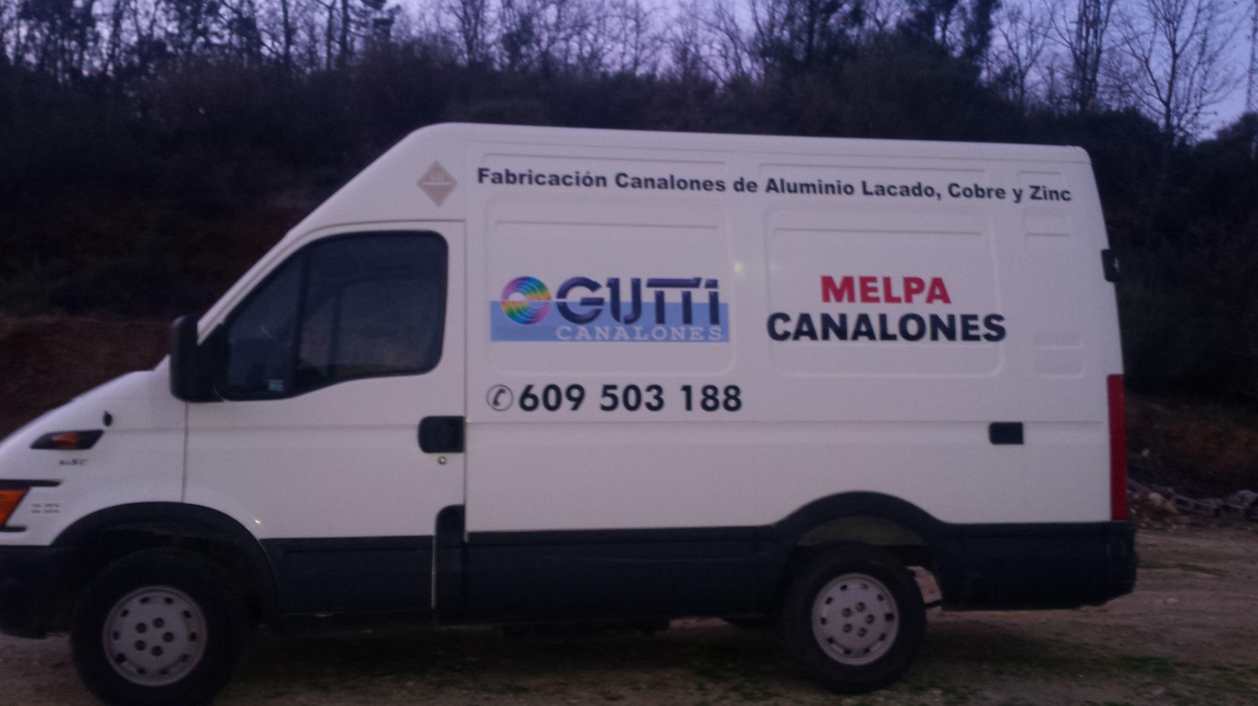 Foto 17 de Instalación y mantenimiento de canalones en Jaraíz de la Vera | Melpa Canalones