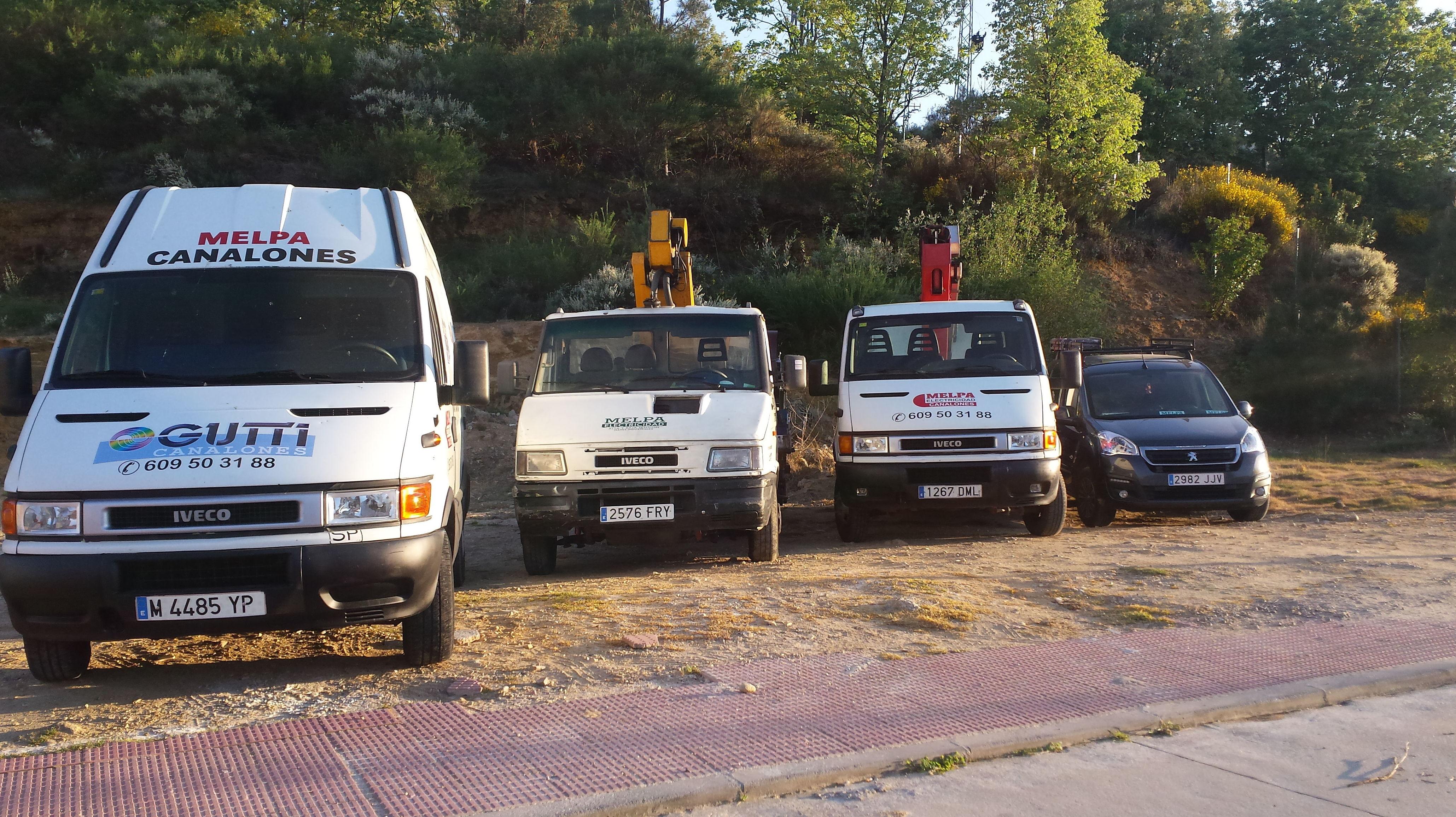 Foto 4 de Instalación y mantenimiento de canalones en Jaraíz de la Vera | Melpa Canalones