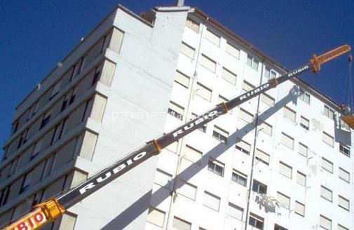 trabajos en altura, instalación y mantenimientos