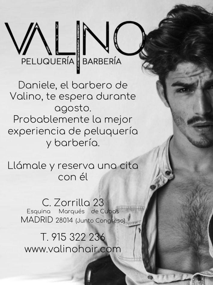 Barbería: Servicios de Valino