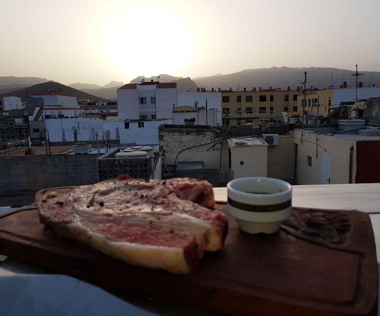 Expertos en carnes a la brasa en Las Palmas de Gran Canaria