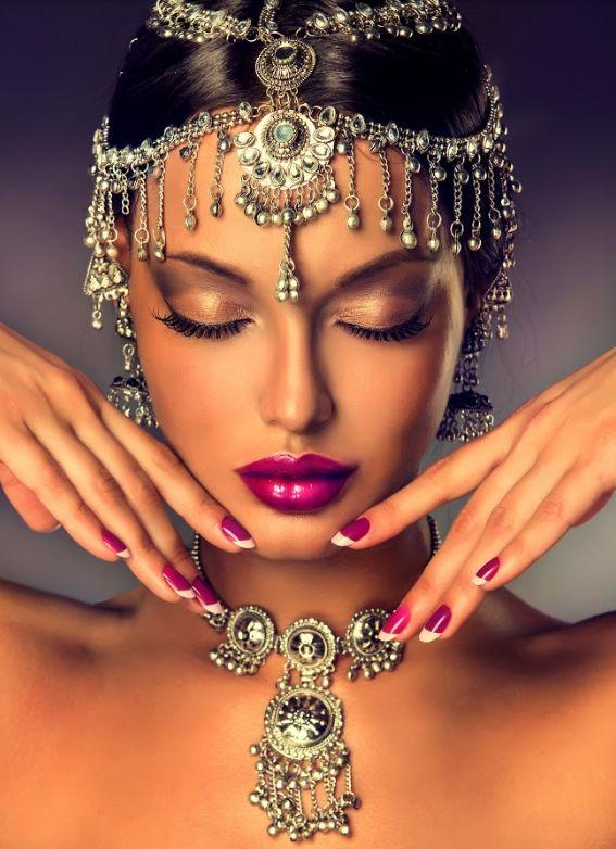 Maquillaje de noche y día Moncada