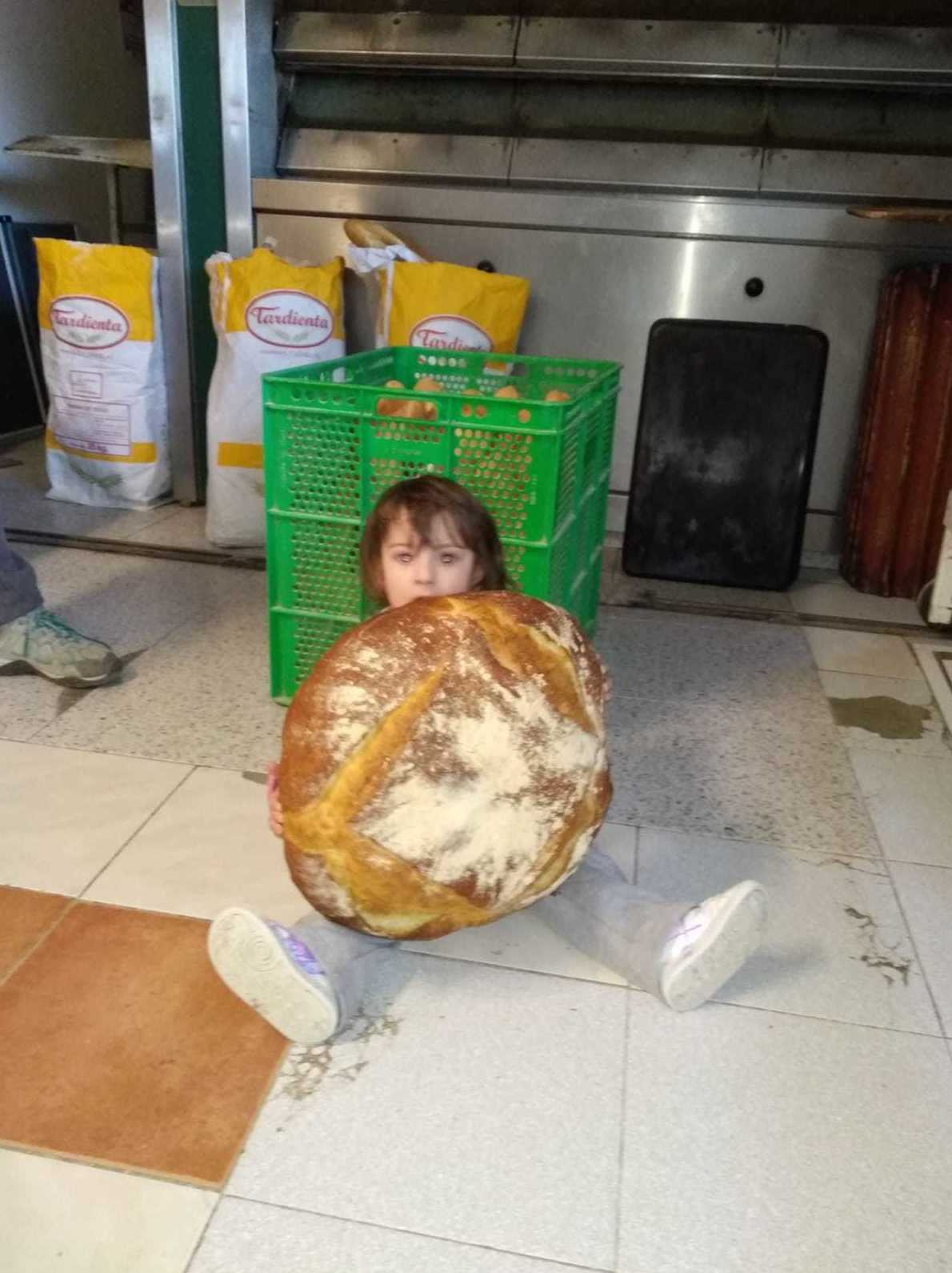 Panadería Basilio, garantía de calidad. Pan artesanal de toda la vida.