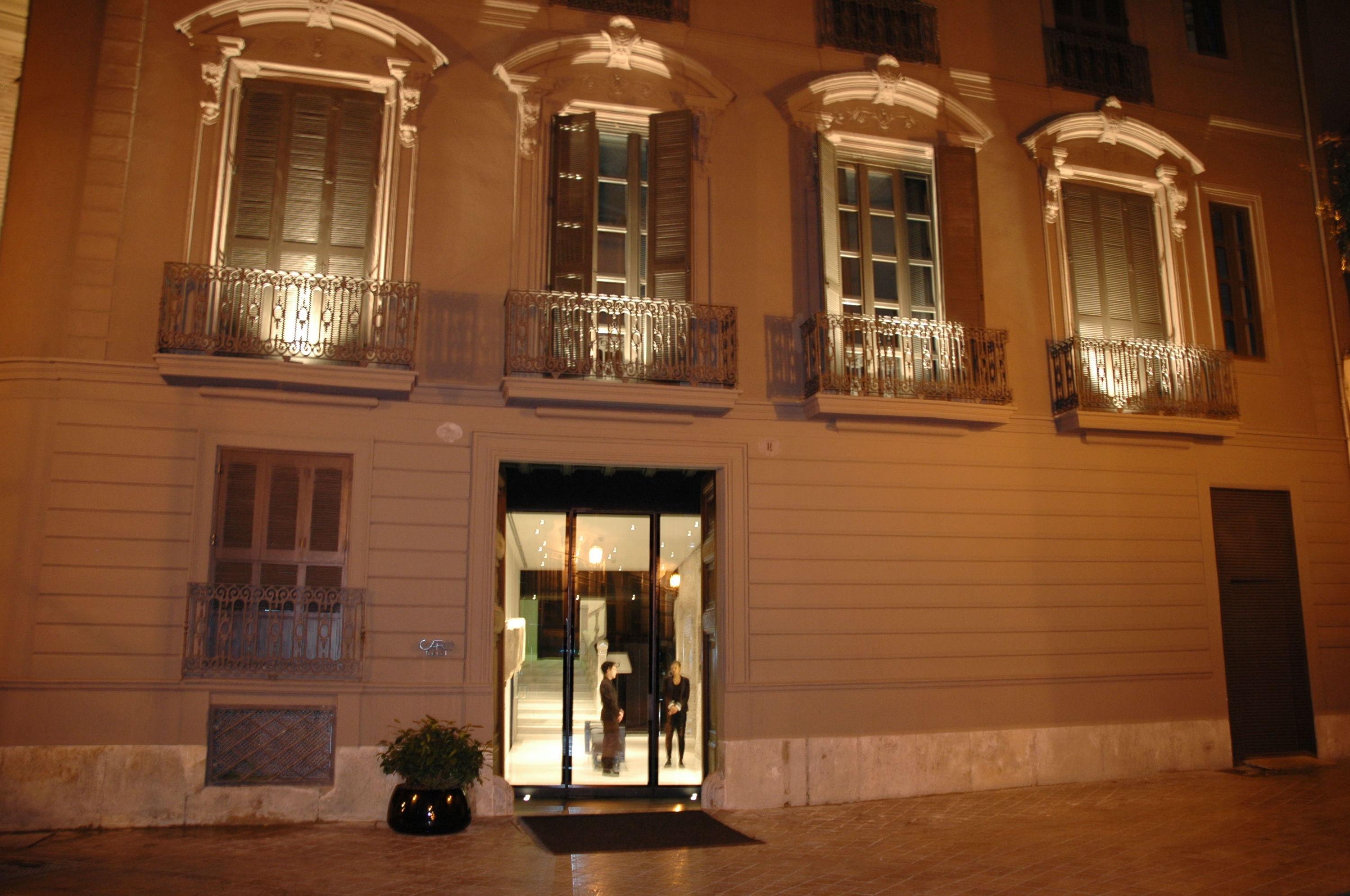 UN HOTEL A VALENCIA