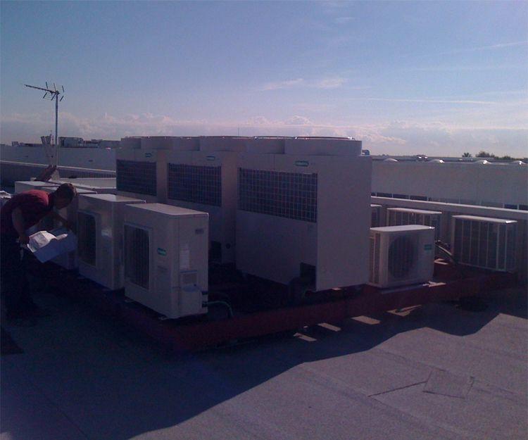 Empresa de electricidad, climatización y eficiencia energética en Cataluña