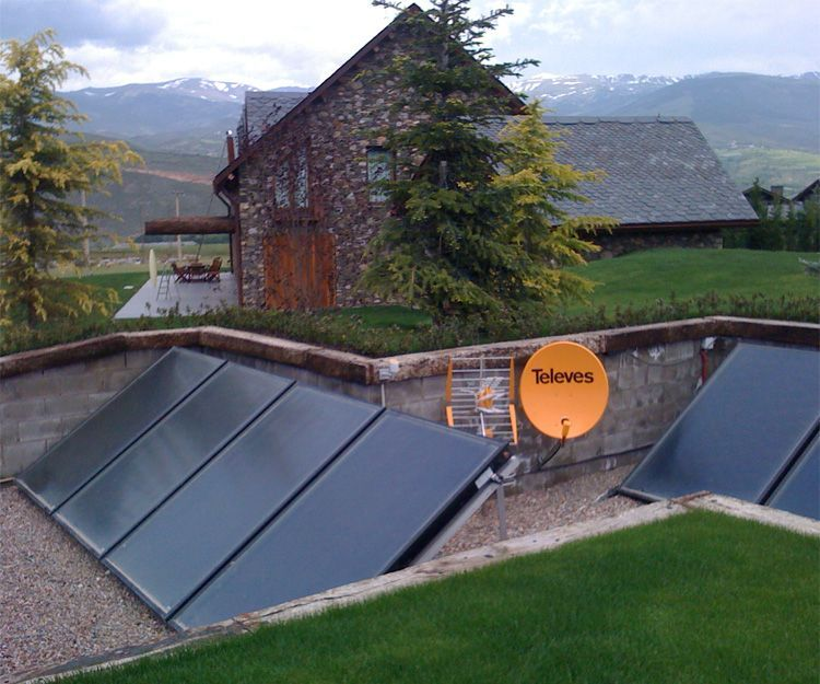 Energías renovables en Cataluña