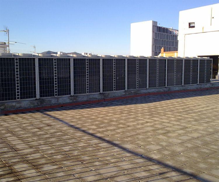 Climatización y eficiencia energética en Cataluña