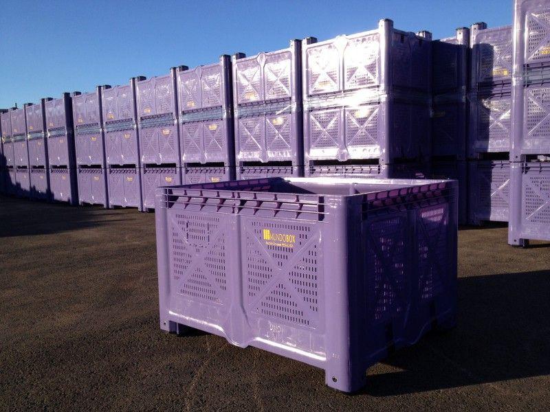 Alquiler de box palots: Servicios de MUNDOBOX