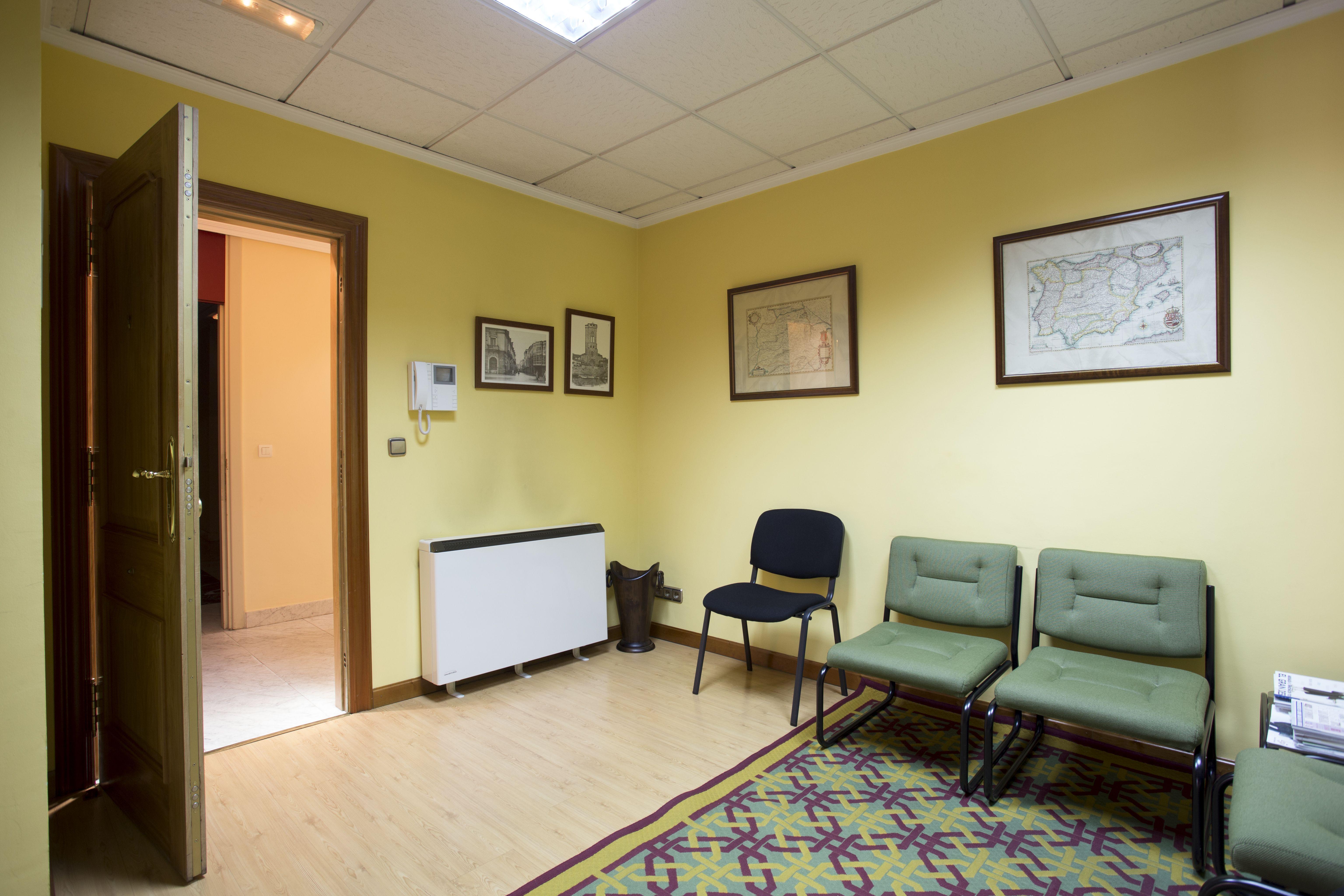 Interior de nuestro despacho de abogados