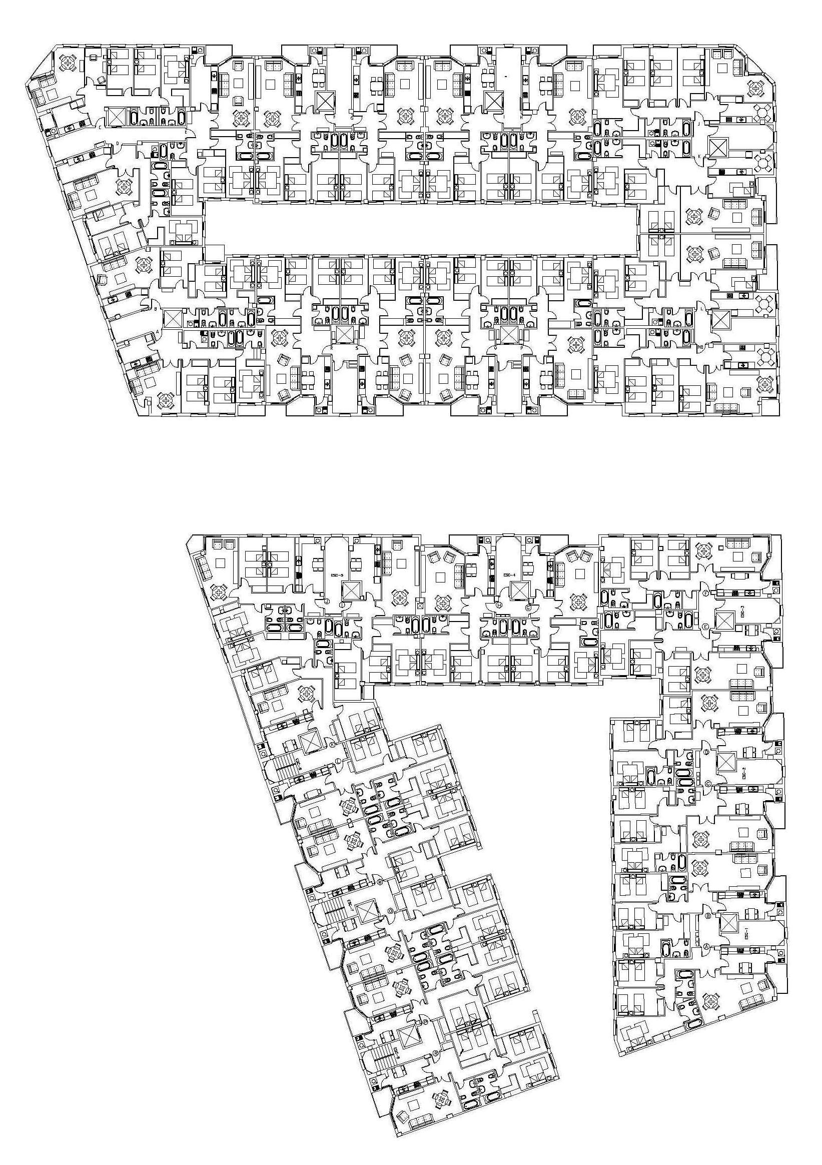 Edificio de 158 viviendas, dos sotanos y locales comerciales, CASTELLON