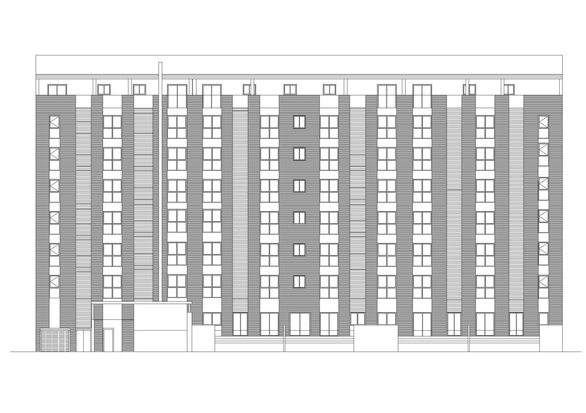 PROYECTO DE Edificio de viviendas en Benicalap, Valencia