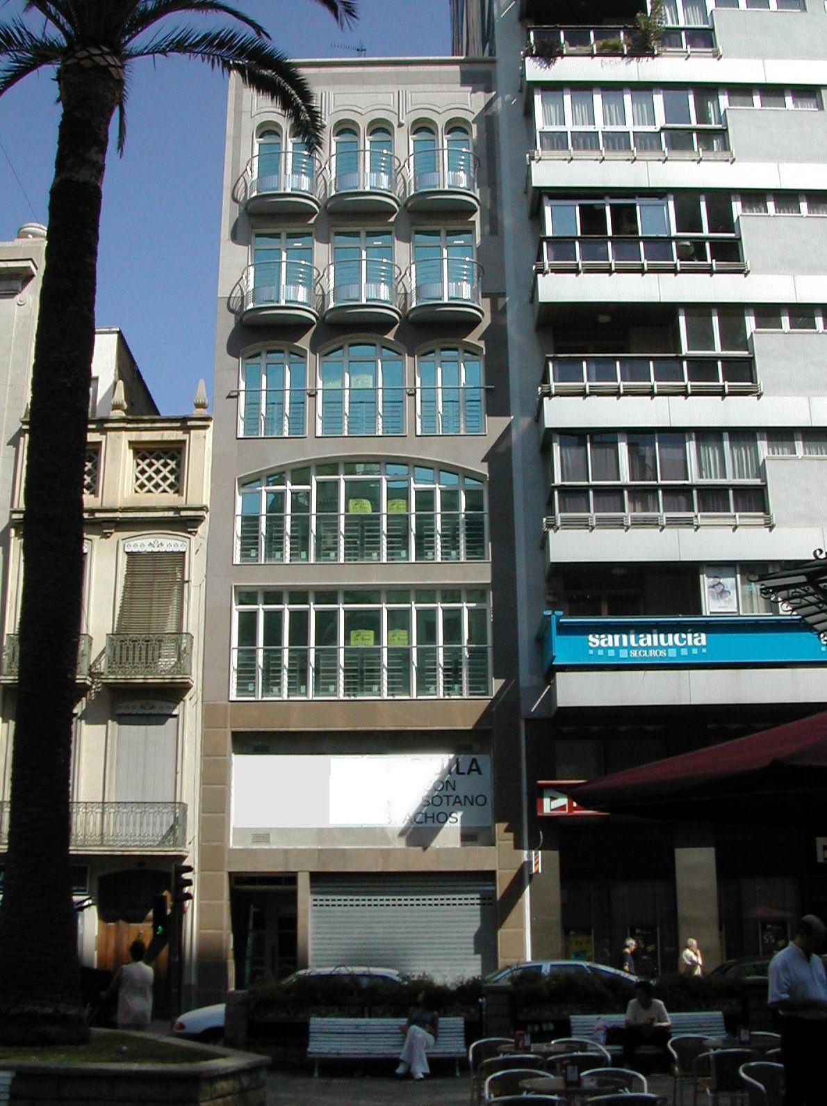 PROYECTO DE OFICINAS, LA PAZ