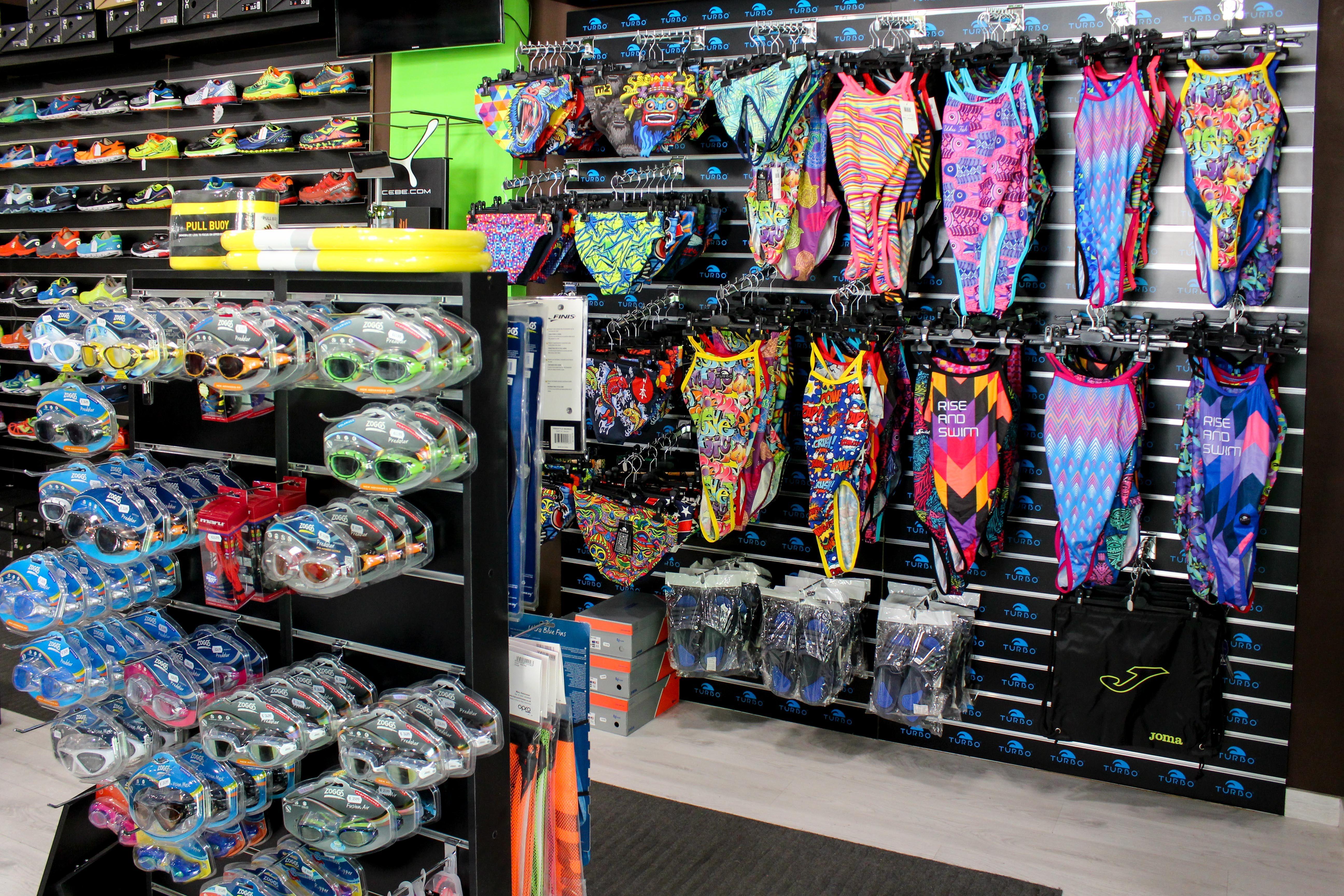 Foto 4 de Tienda online y física de deporte en Rivas-Vaciamadrid | TZERO Triatlón