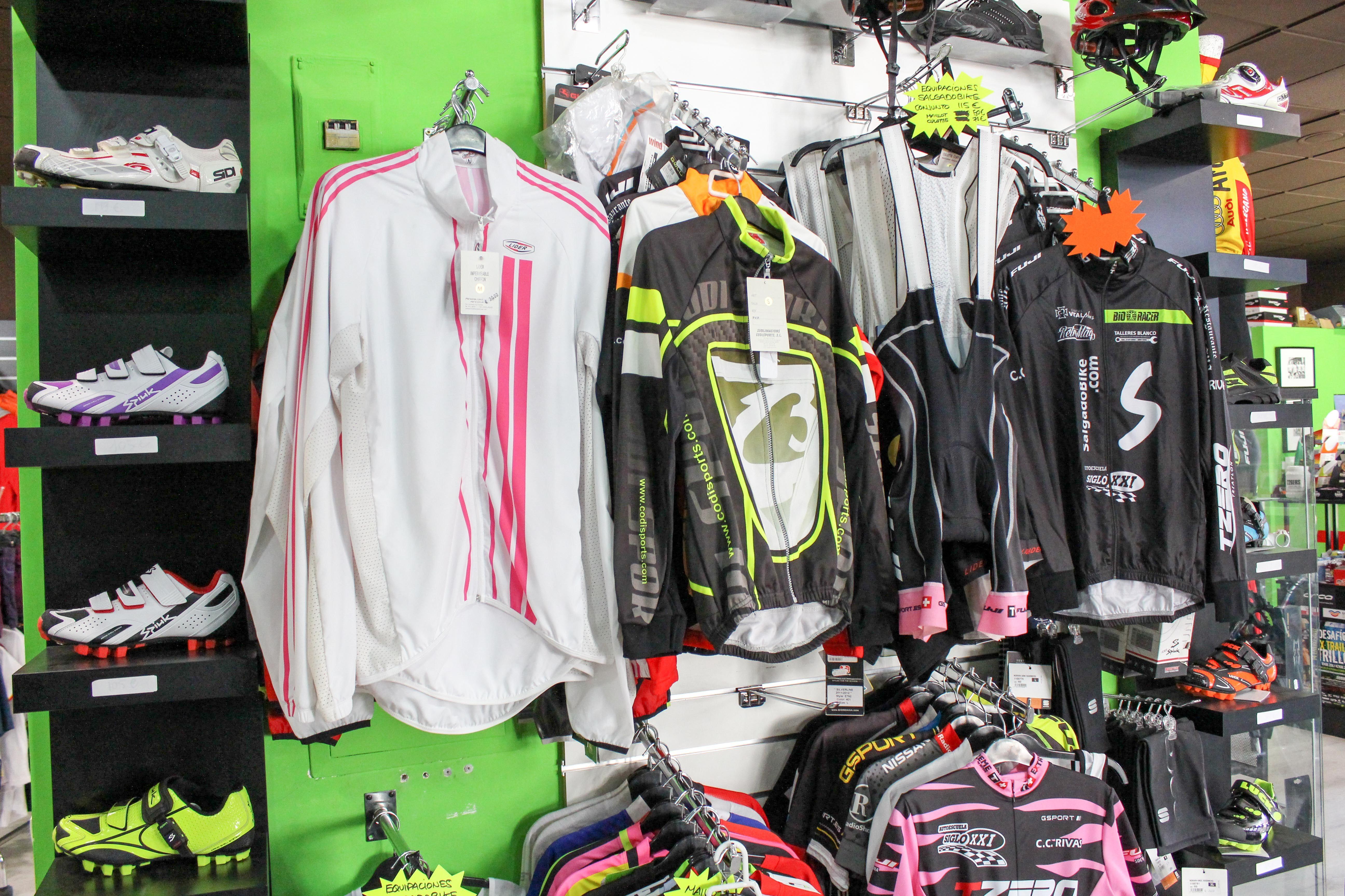 Foto 13 de Tienda online y física de deporte en Rivas-Vaciamadrid   TZERO Triatlón