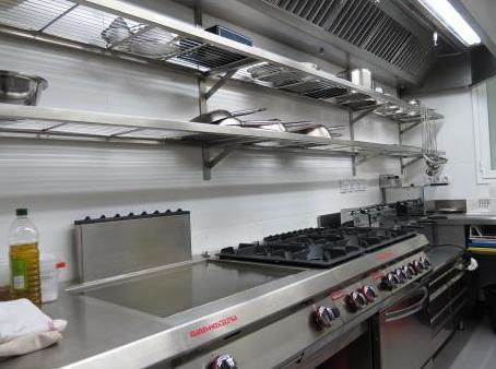 Mejores restaurantes valencia\u002DLa cocina del restaurante