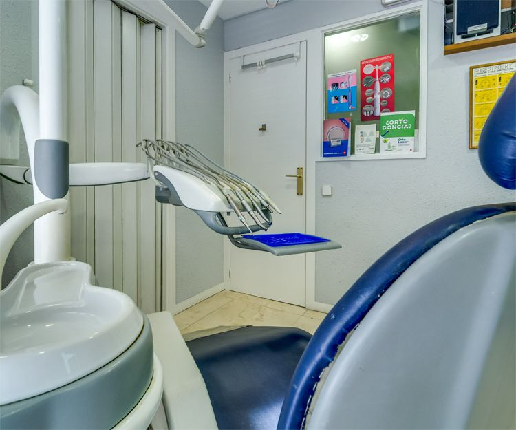 Tratamientos estéticos dentales en Sant Fost de Campsentelles (Barcelona)