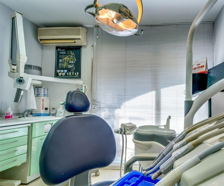 Instalaciones del Centro Dental Sant Fost
