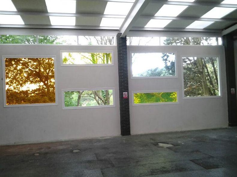 Foto 12 de Carpintería de aluminio, metálica y PVC en Lezo | Aluminios Larratxo