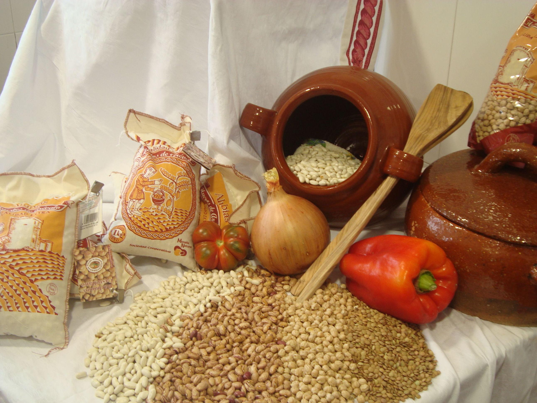 Venta de legumbres y cereales