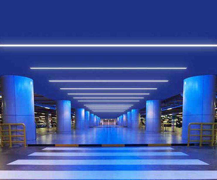 Instalación de iluminación LED en Madrid