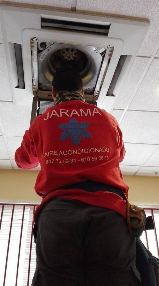 Instalación, reparación y mantenimiento: Servicios de Instalaciones Jarama