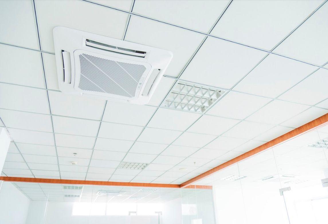 Aire acondicionado industrial: Servicios de Instalaciones Jarama