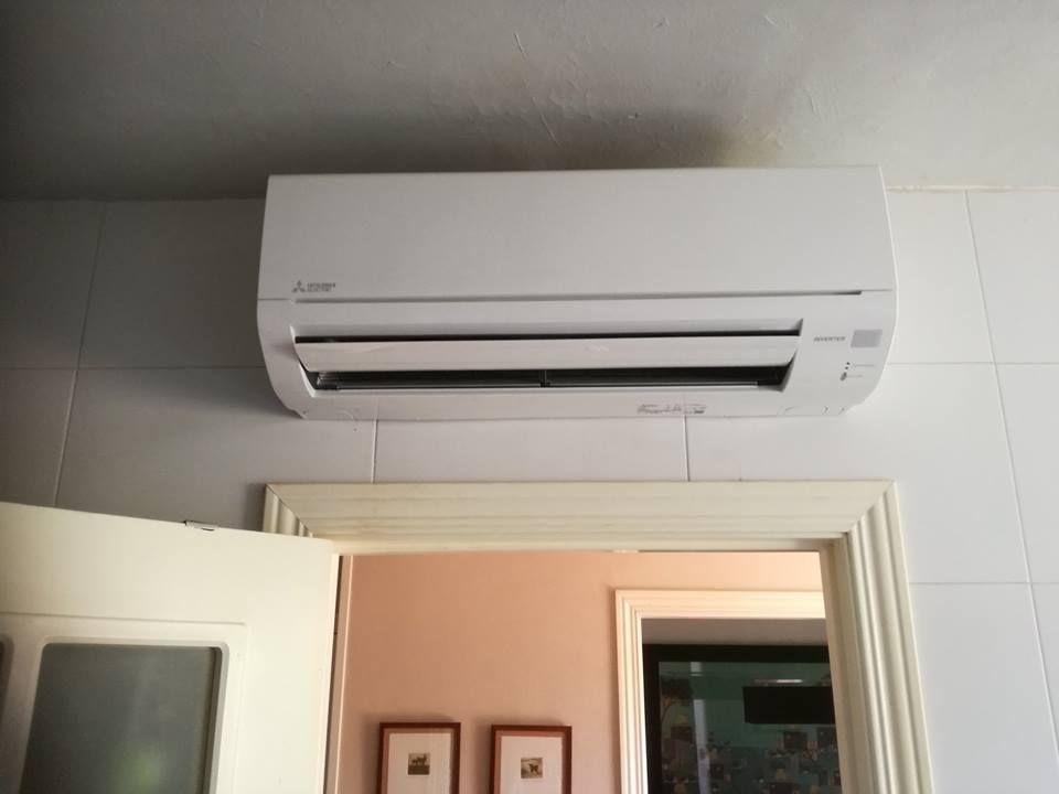 Aire acondicionado doméstico: Servicios de Instalaciones Jarama