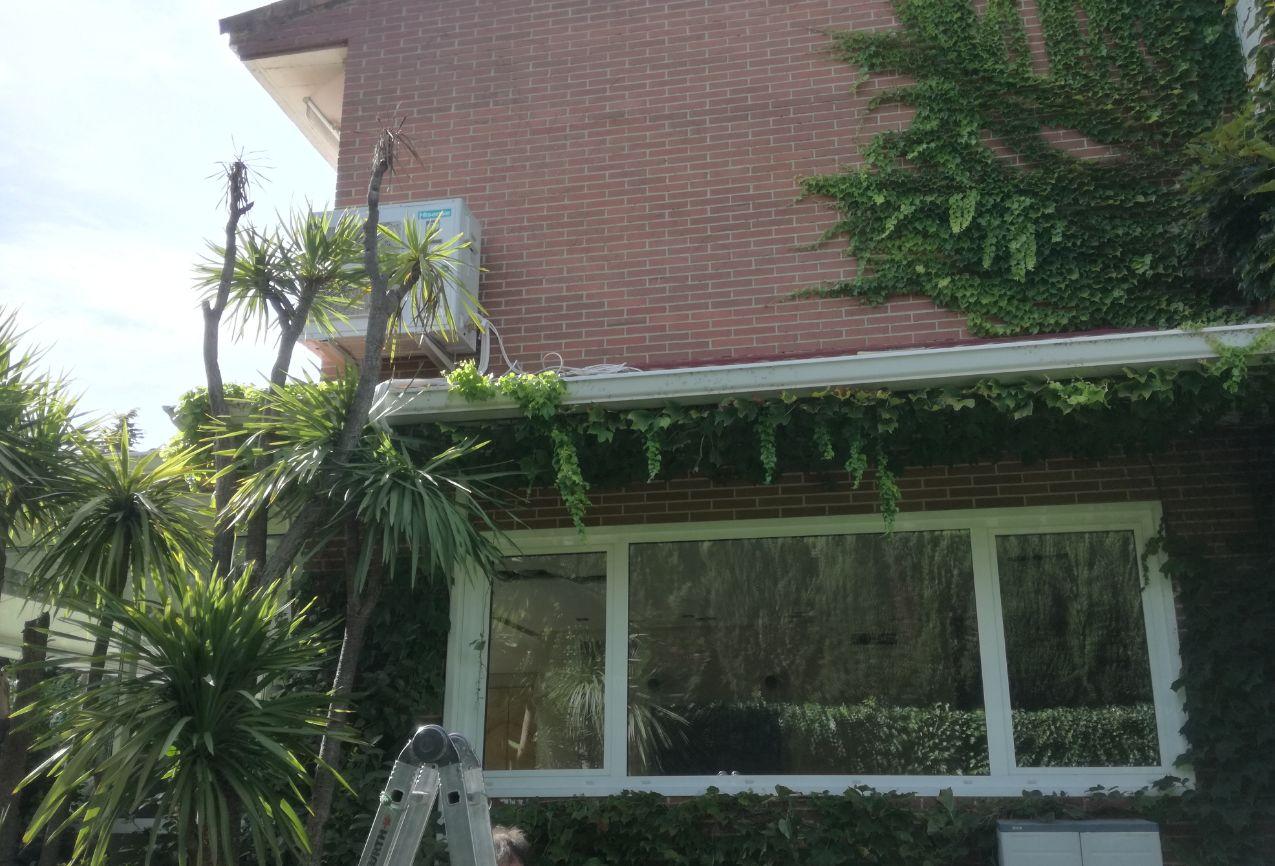 Instalador de aire acondicionado en Móstoles