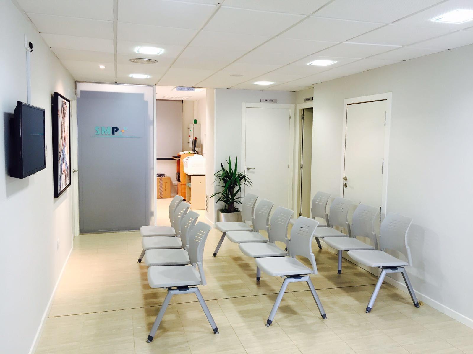 Centros sanitarios de referencia