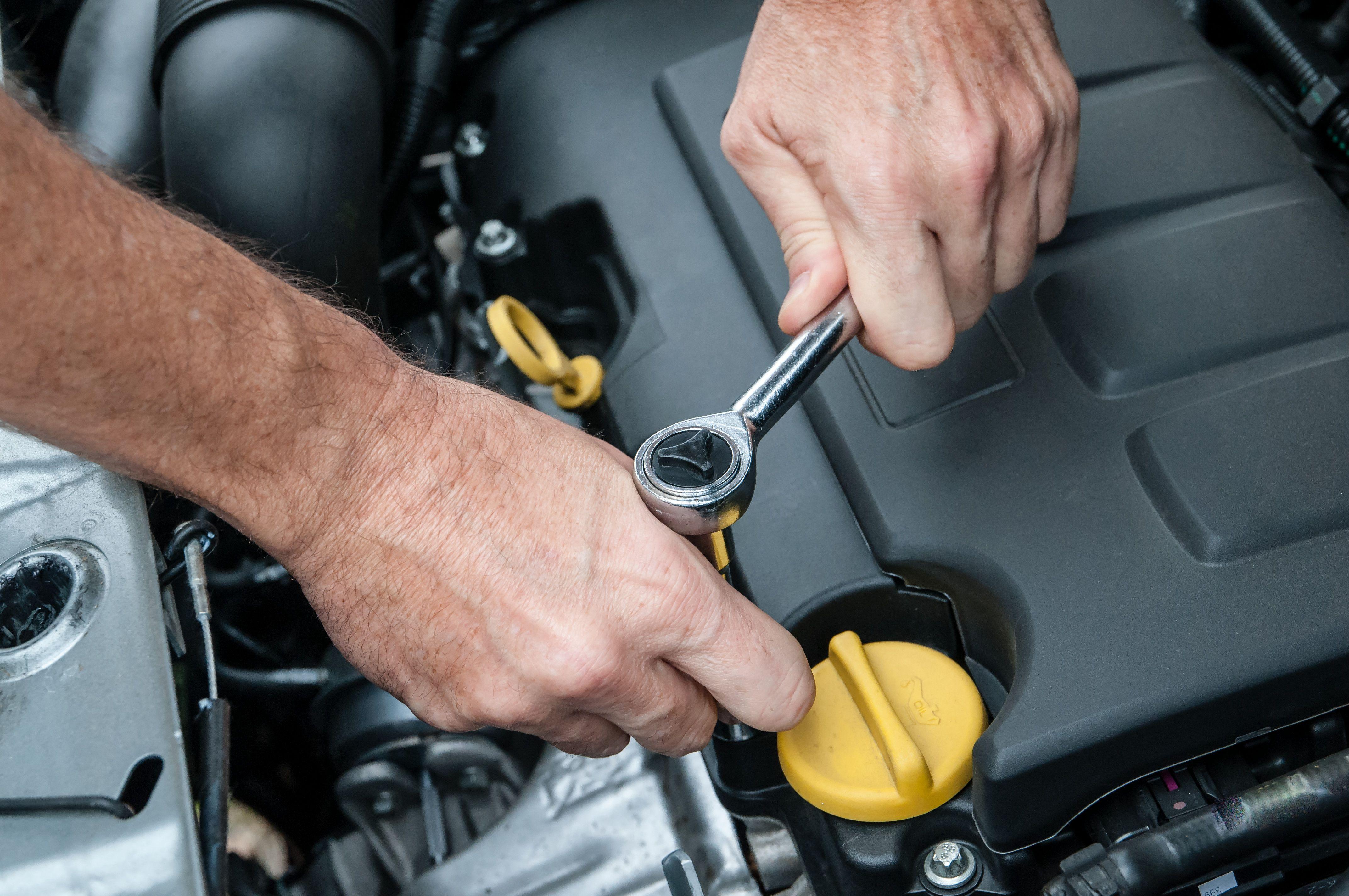 Mantenimiento mecánico: Servicios de CTS Motor Sport