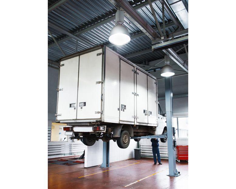 Mantenimiento de vehículos industriales en Riba-Roja