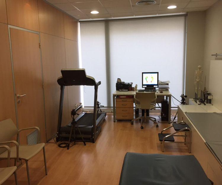 Centro de podología en Barcelona