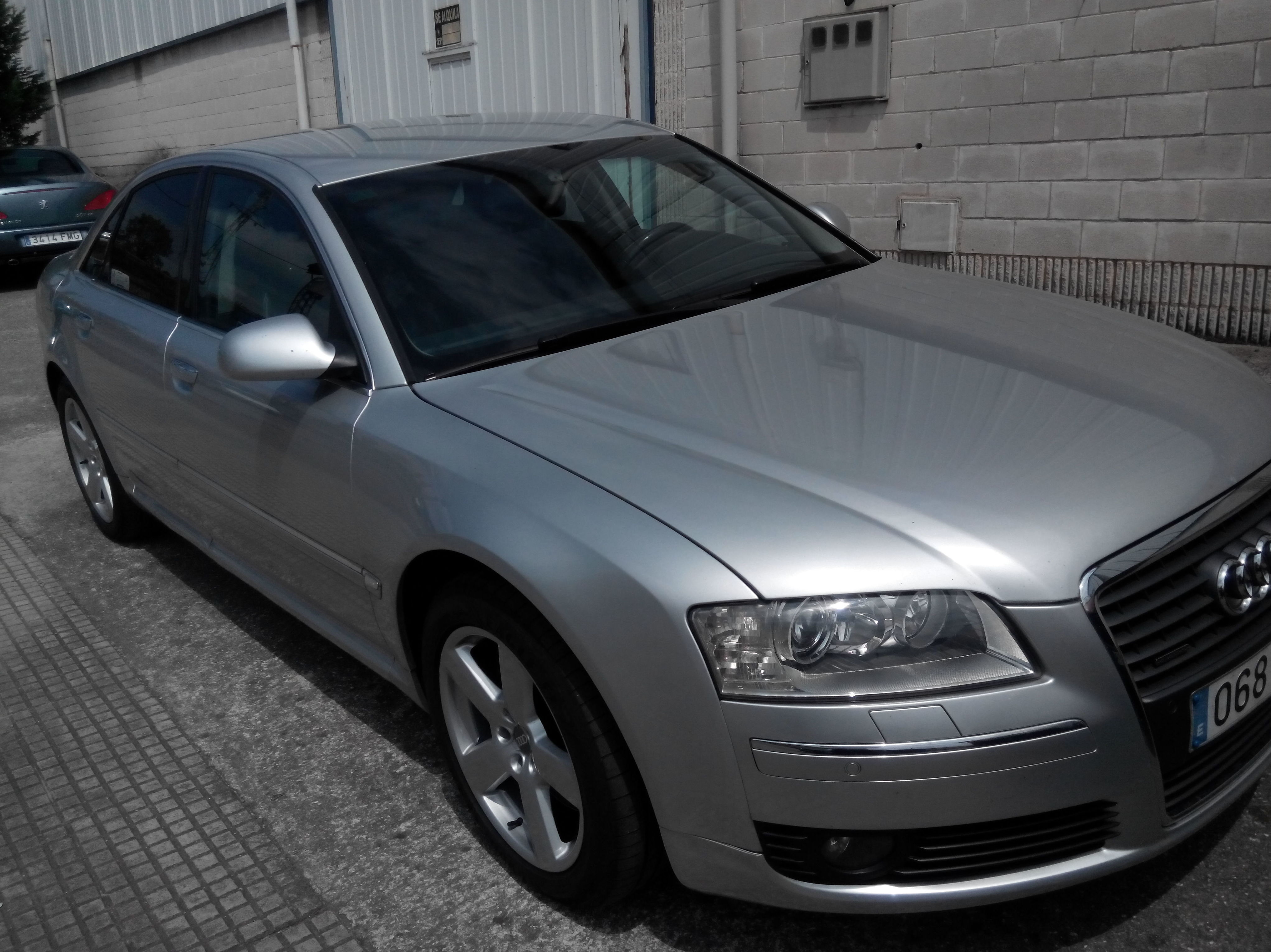 Audi A8 Glp