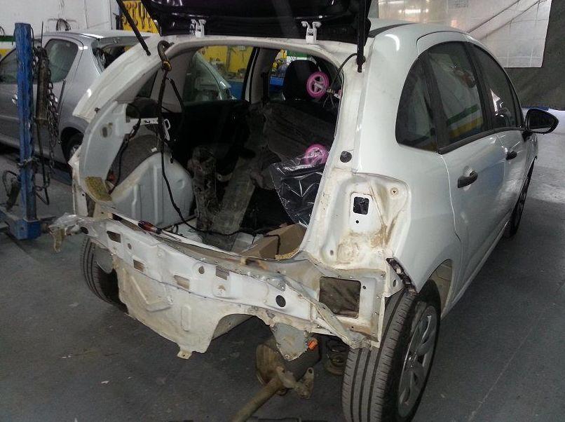 Reparación de coches en Algeciras