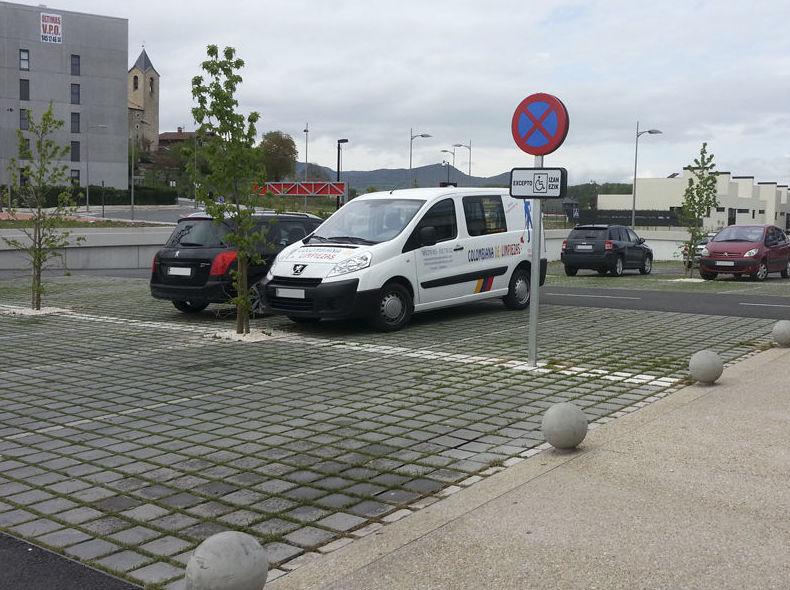 Limpieza y mantenimiento de aparcamientos