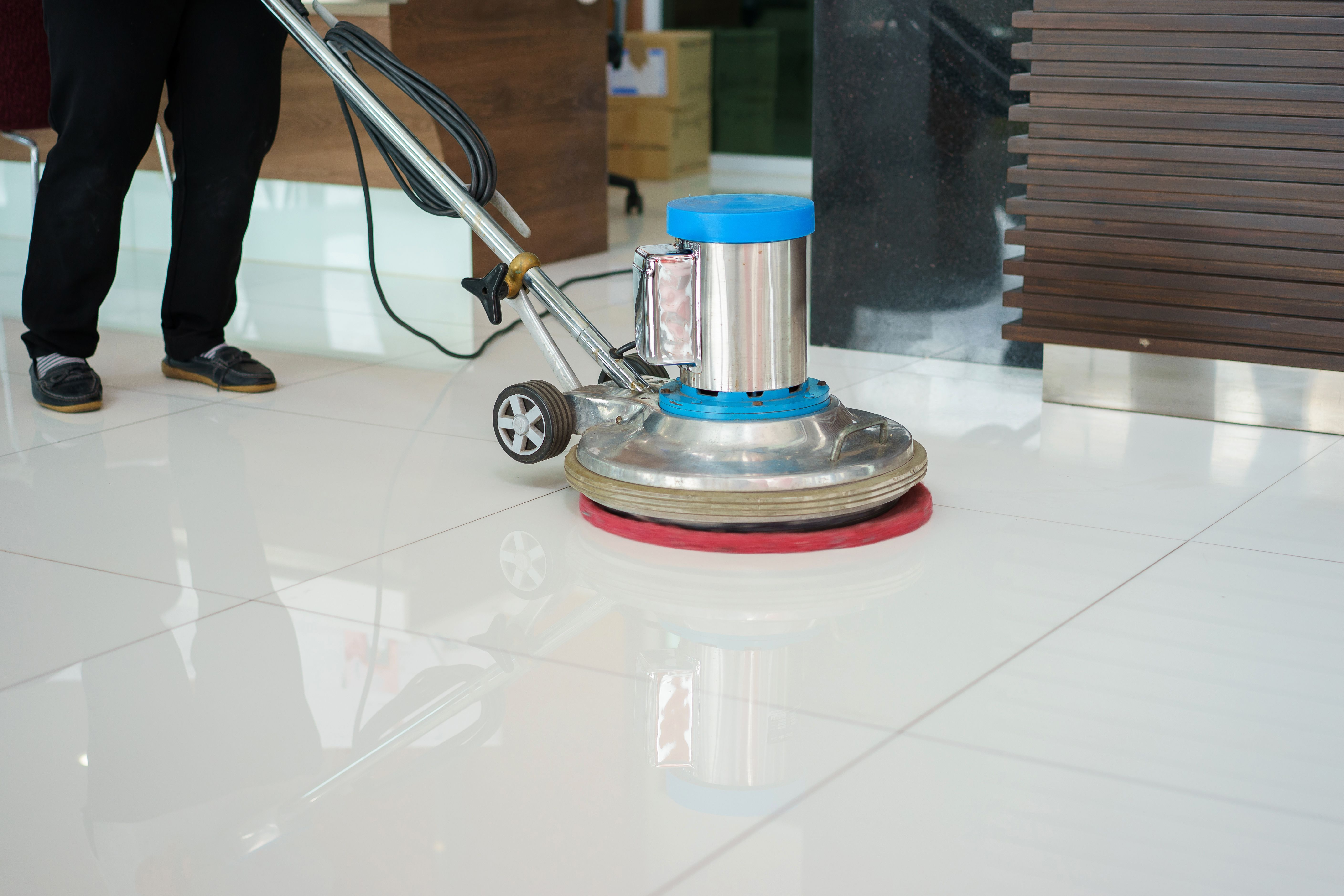 Pulido de suelos: Servicios de Limpiezas El Despertar