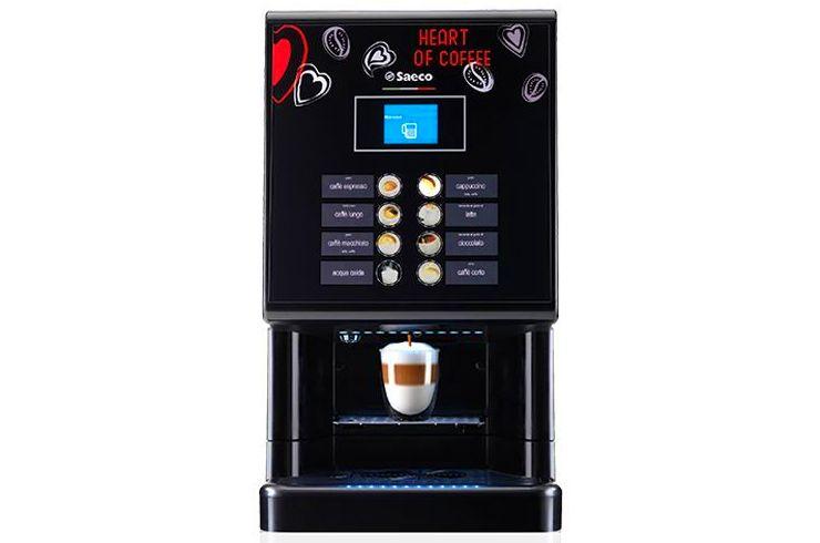 Máquina expendedora Phedra Hiperautomatica - Saeco: Productos y servicios de Kafekide