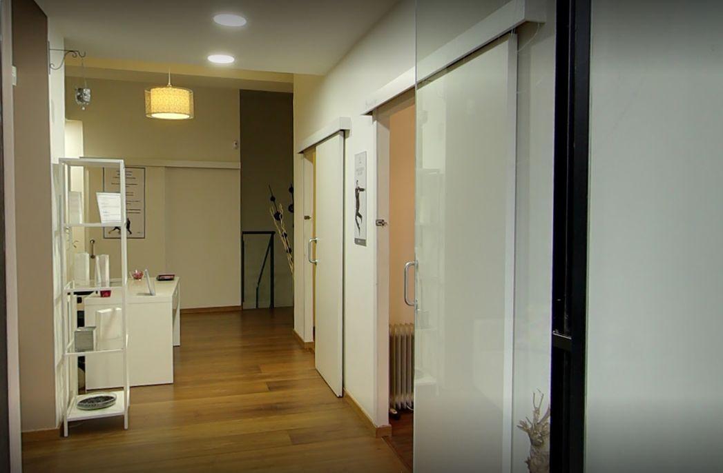 Centro de osteopatía Chamberi