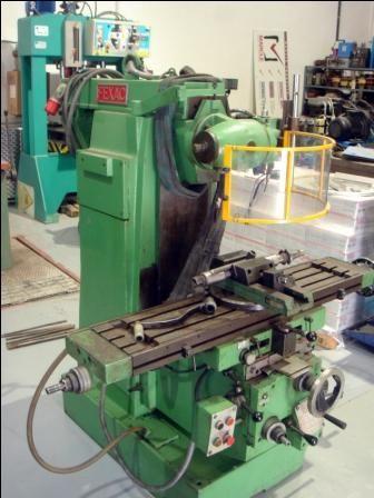 Fresadoras: Mecanizados y Maquinaria de Talleres Fontao