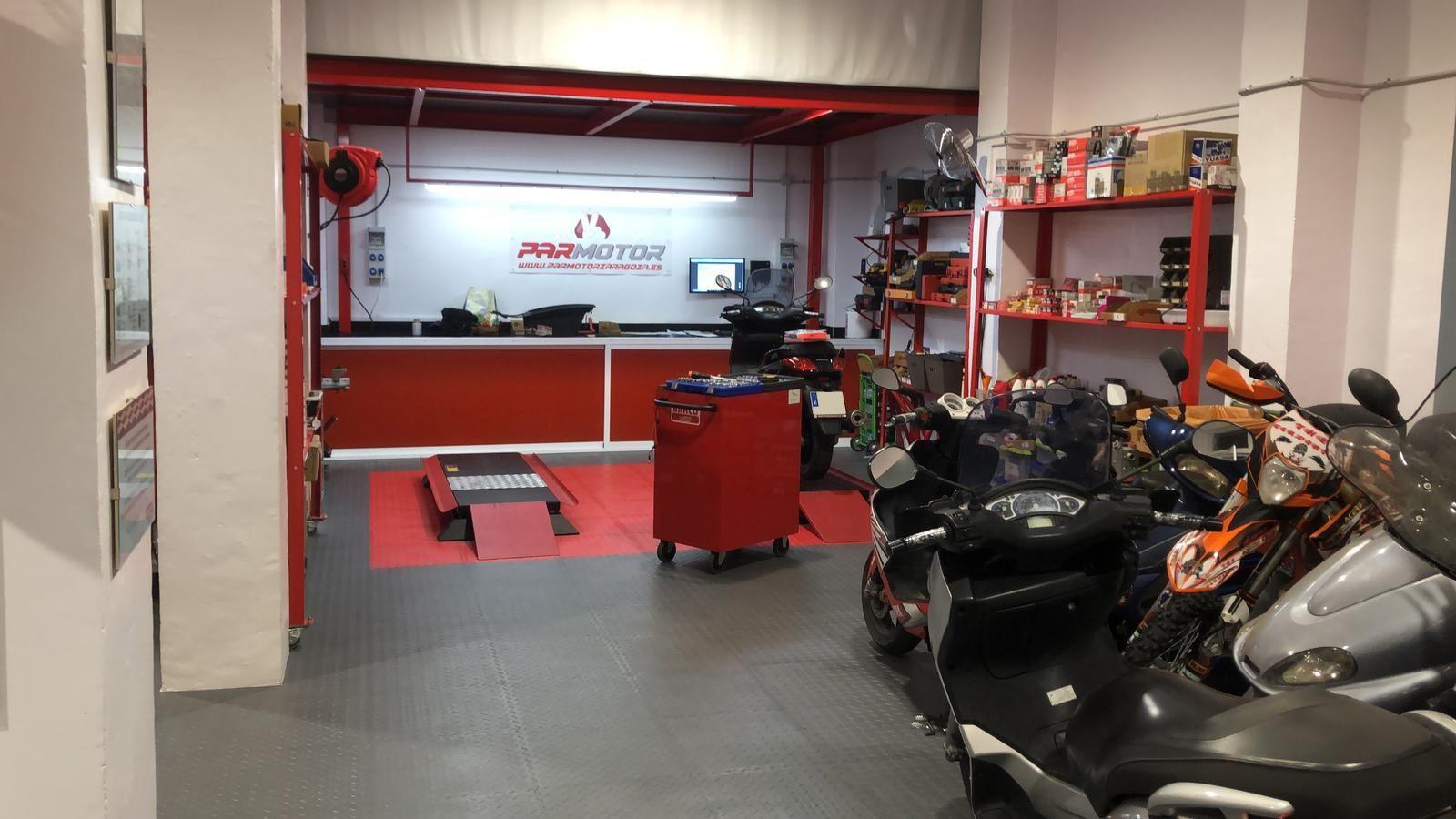 Foto 26 de Motos en  | Par Motor Zaragoza