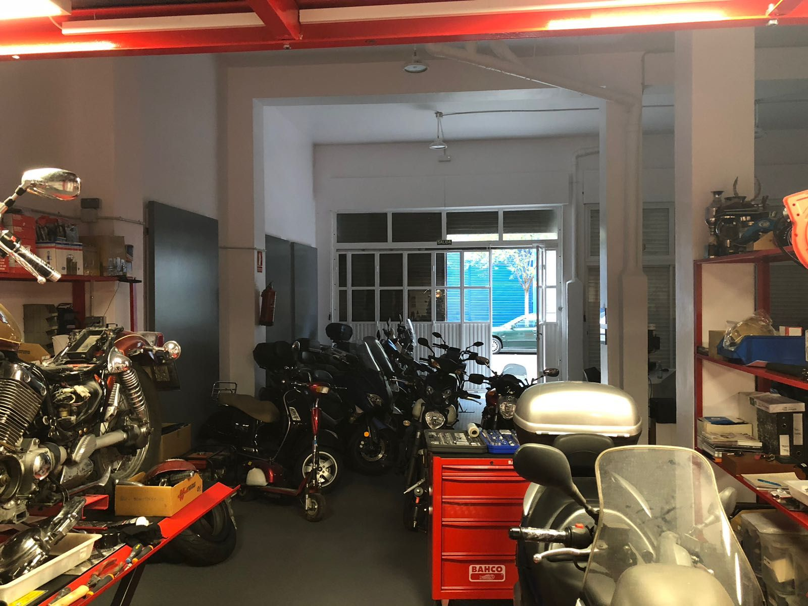 Foto 23 de Motos en  | Par Motor Zaragoza