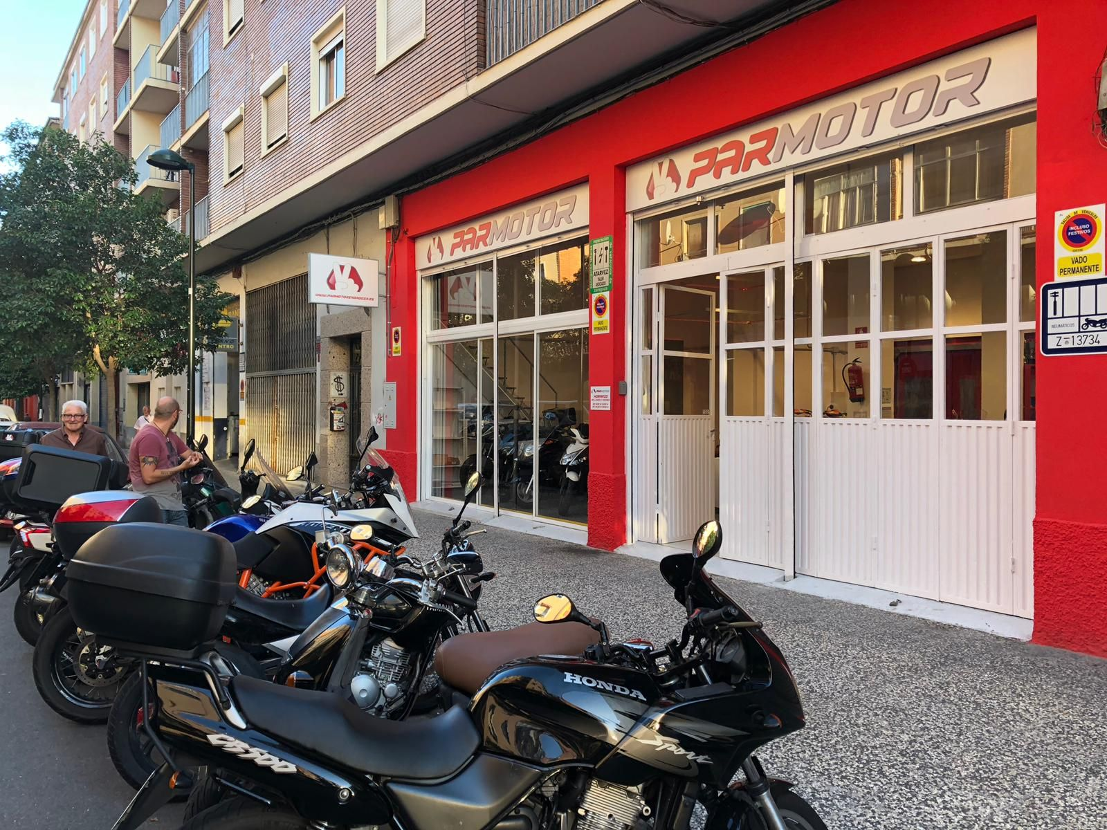 Foto 1 de Motos en  | Par Motor Zaragoza
