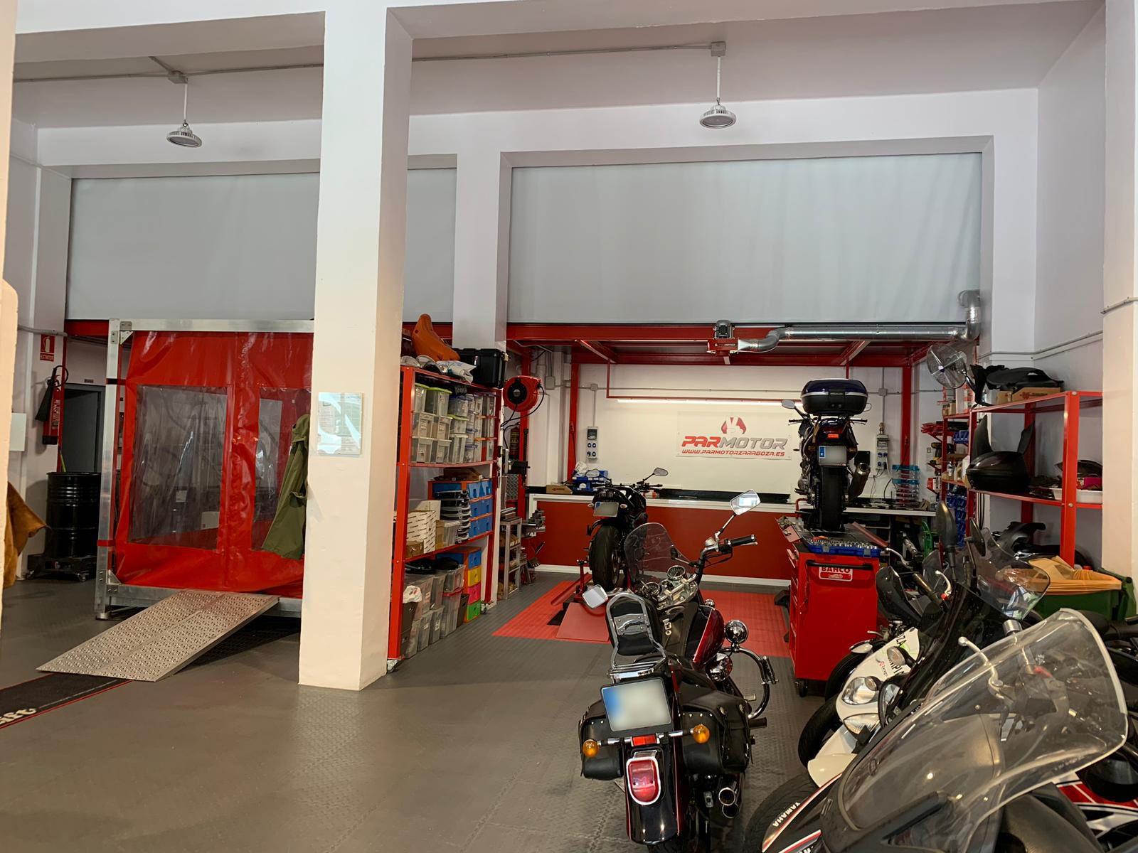 Foto 20 de Motos en  | Par Motor Zaragoza