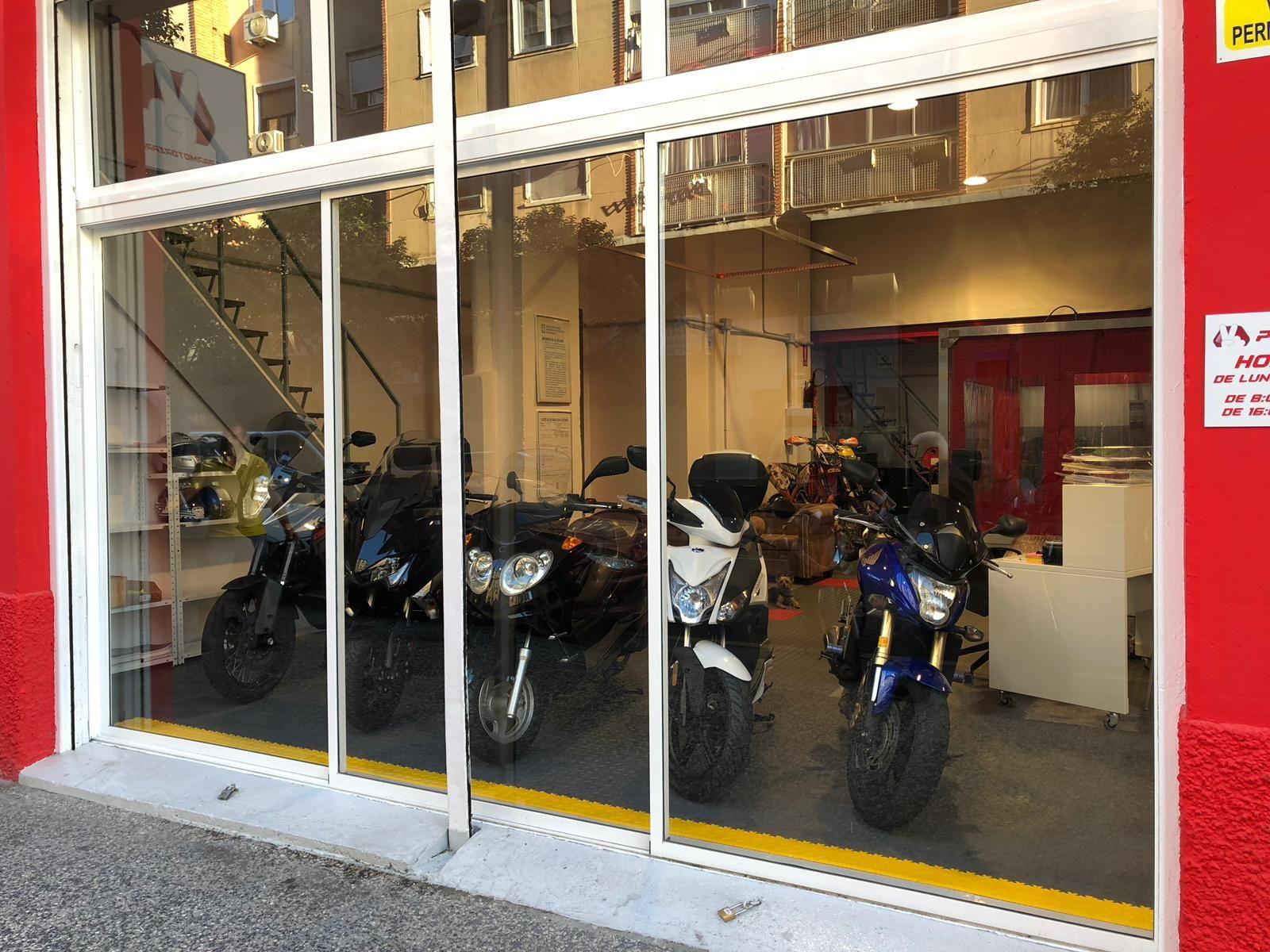 Foto 8 de Motos en  | Par Motor Zaragoza