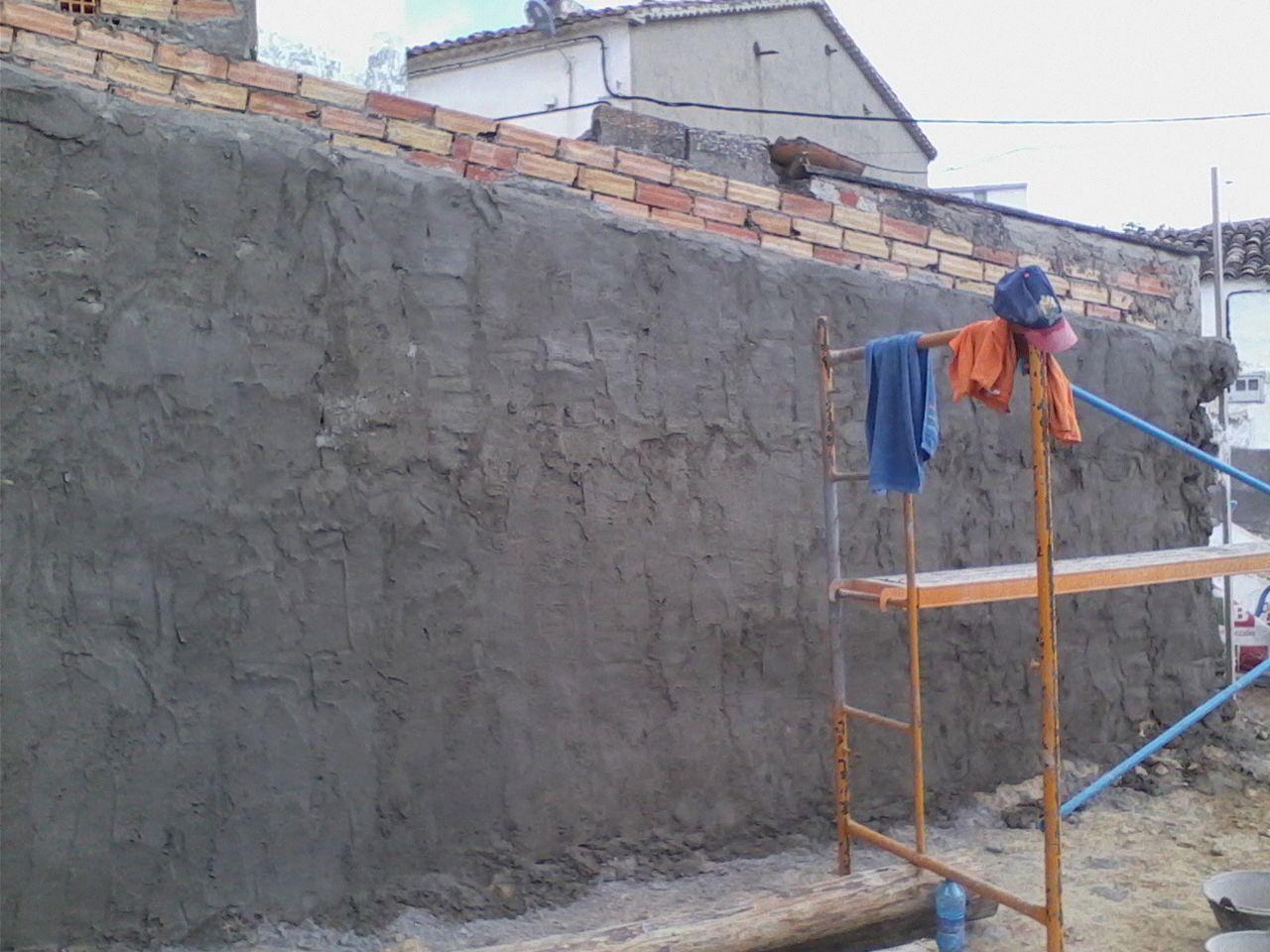 Albañilería: Trabajos de Construcciones y Reformas Adrián