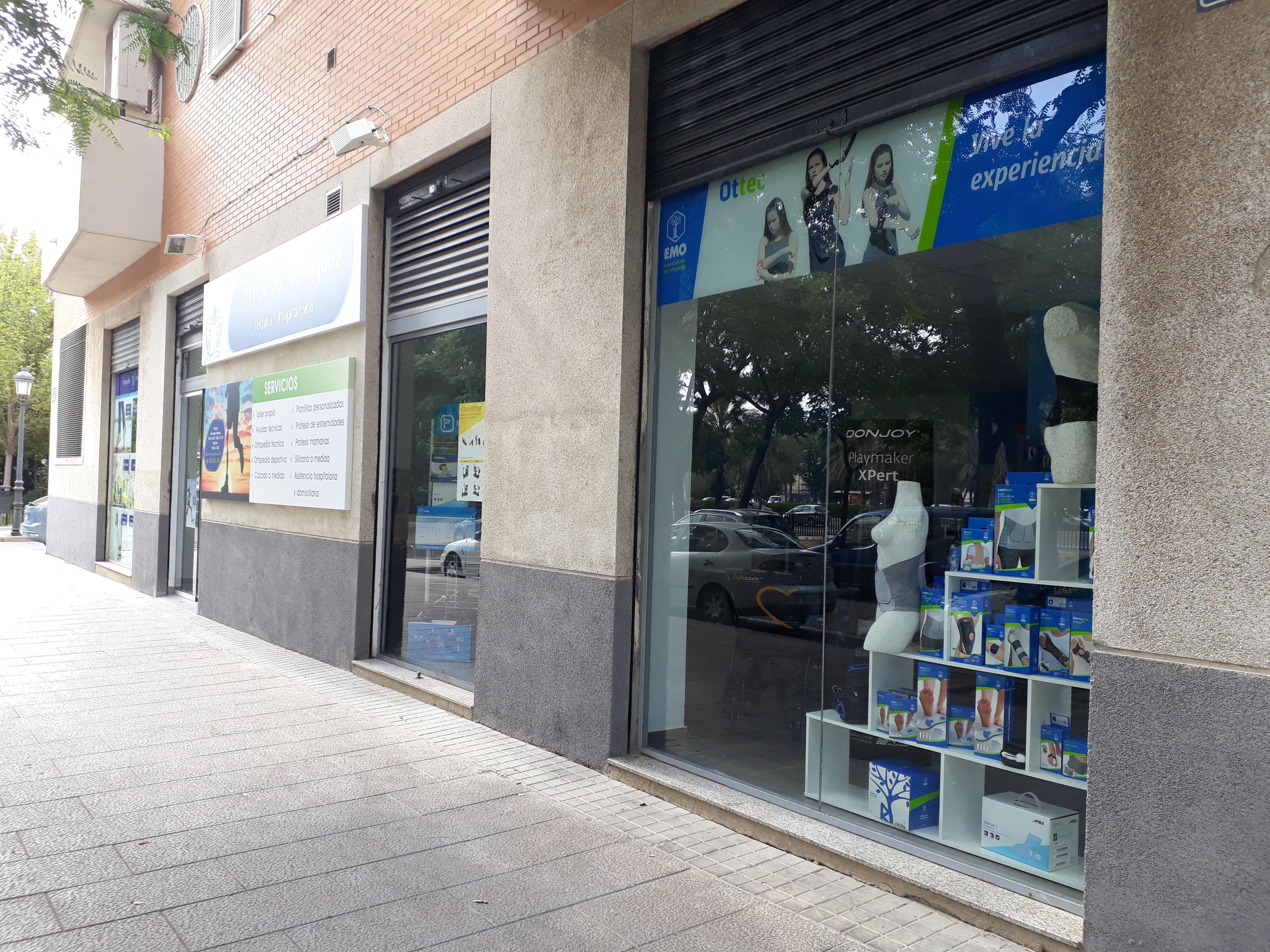 Sillas ortopédicas para ducha Valencia