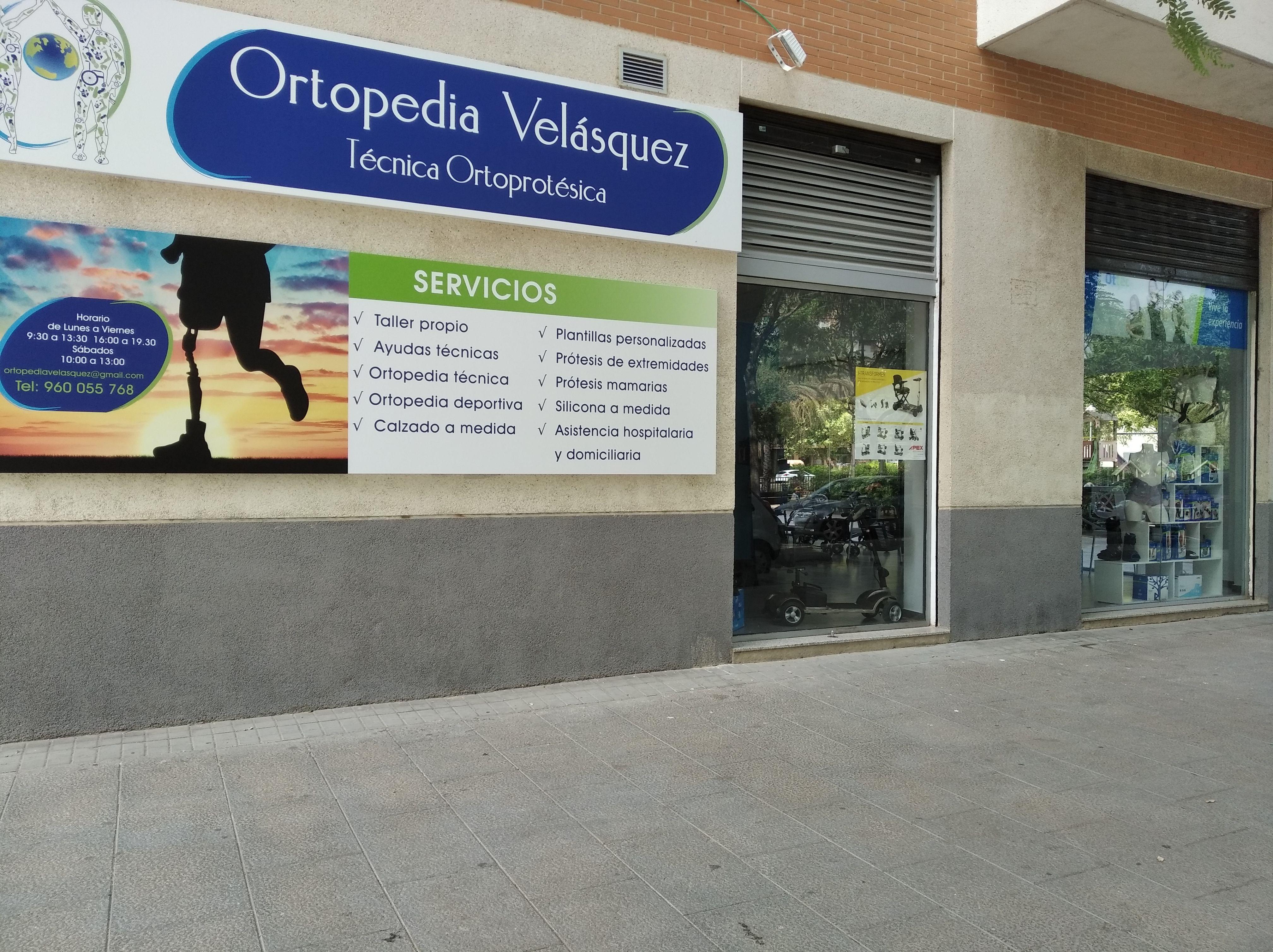 Ortopedias en Valencia